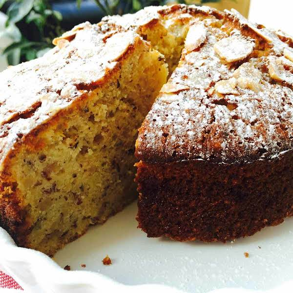 Heavenly Mixed Nuts And Ricotta Cheese Cake Recipe