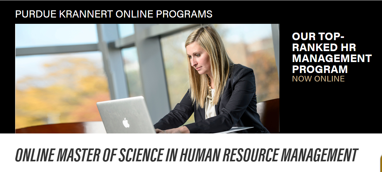 Online MS Human Resource Management [Purdue University]
