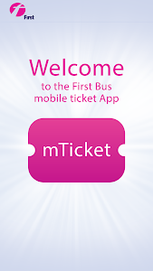First Bus m-Tickets screenshot 0