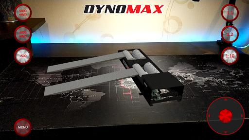 Dynomax AR screenshot 2