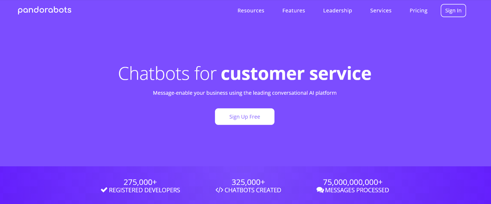 pandorabots Chatbot with speech to text capabilities