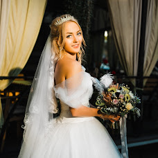 Wedding photographer Mariya Kulagina (kylagina). Photo of 04.01.2019