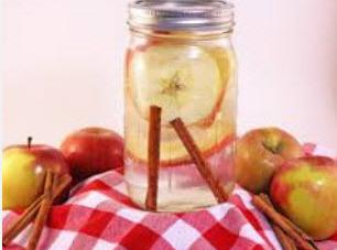 Apple Cinnamon Water Recipe