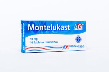 Montelukast AG 10Mg X 10