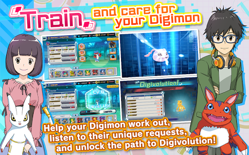 DIGIMON ReArise 1.1.0 screenshots 5