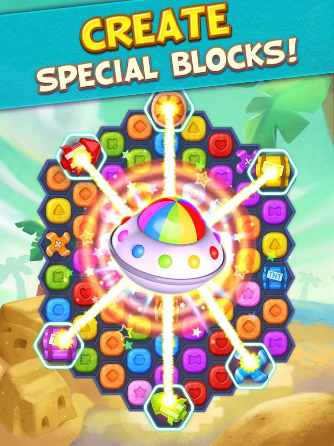 Toy Party: Dazzling Match 3- screenshot