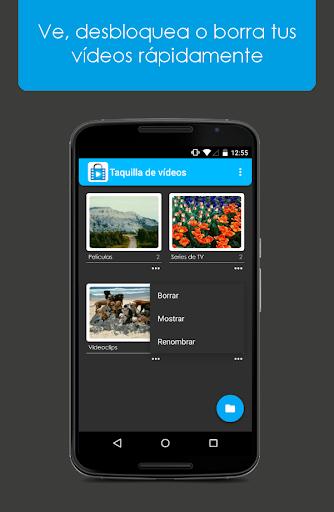 Taquilla de vídeos screenshot 3