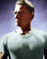 joseph pilates wearing green tshirt