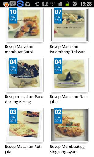 99 Resep Masakan Indonesia