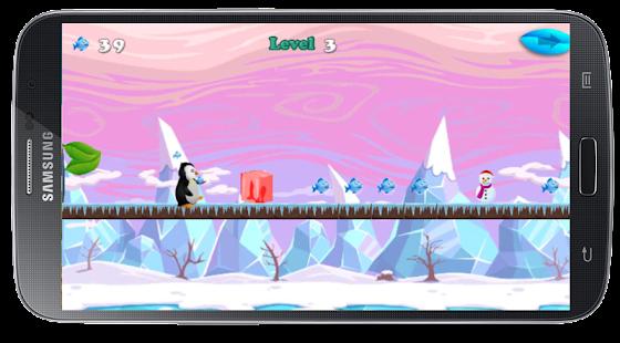 Super penguin Jump screenshot