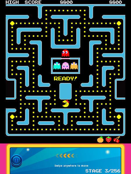 Ms. PAC-MAN by Namco v2.0.5