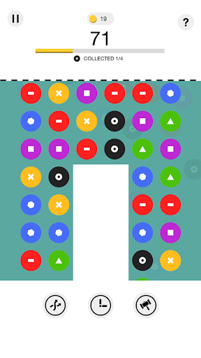 Dot Puzzles - Offline Match 3