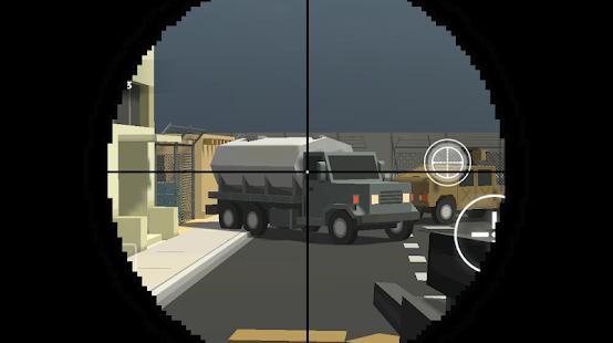 Pixel Sniper - Z Screenshot