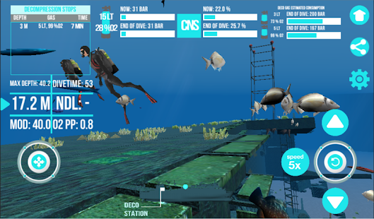 Scuba Dive Simulator:Zenobia- screenshot thumbnail