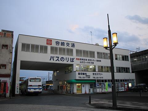 宮崎交通 西都城駅前バスセンター