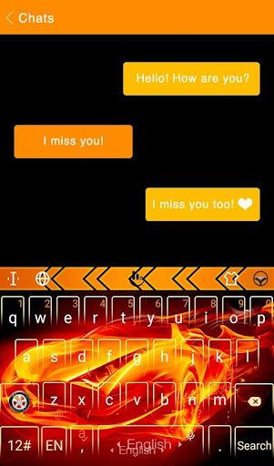 Fate of Furious Keyboard Theme  screenshots 5
