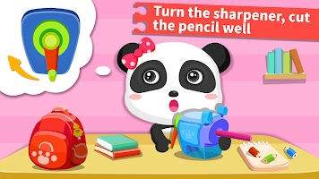 Baby Panda Daily Necessities