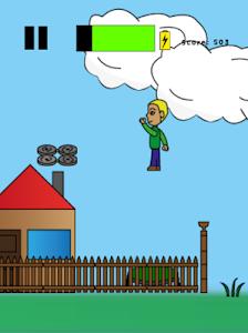 Spy Drone screenshot 1