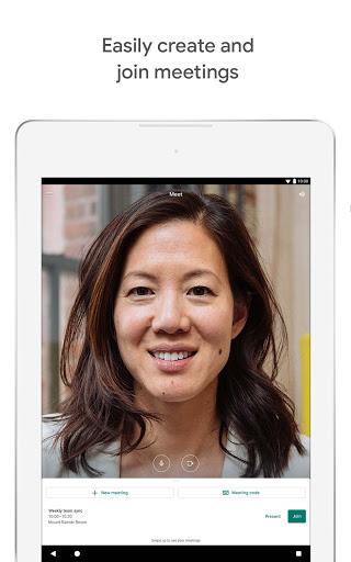 Google Meet - Secure Video Meetings 44.5.324814572 Screenshots 11