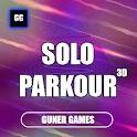 Solo Parkour 3D Pro -HARD PARKOUR- icon