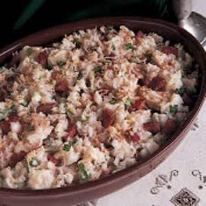 Bohemian Sauerkraut Casserole Recipe