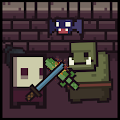 Slice Knight - Endless dungeon survival game!