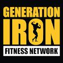 GenerationIron.com icon