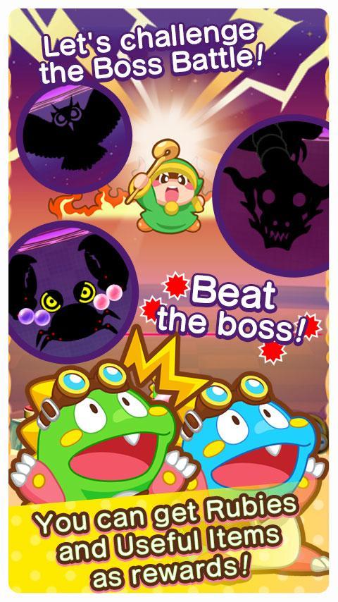 super puzzle bubble game