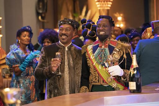 Coming 2 America lacks original film's Afrocentric charm