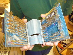 Photo: Awesome wire wrapped custom DAQ computer.