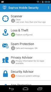 Free Antivirus and Security screenshot 0