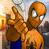 Spidey Homecoming Game -  spider avengers infinity