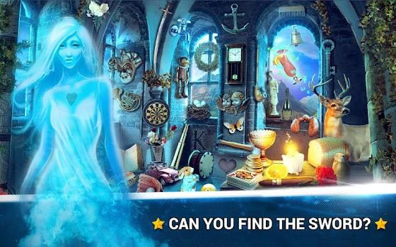 Hidden Object Enchanted Castle