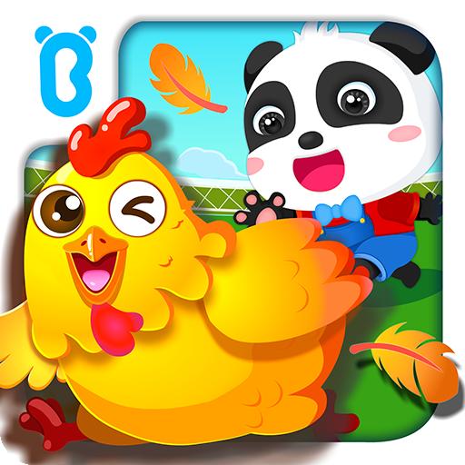 Baby Panda's Farm