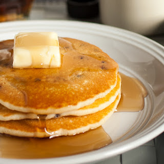 Classic Homestyle Pancakes