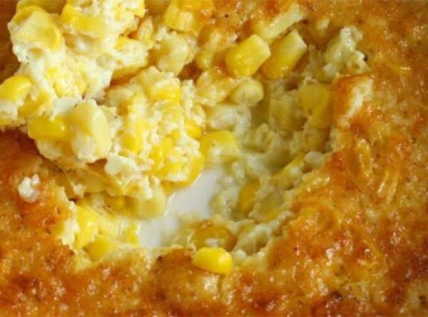 Amazing Corn Pudding Recipe
