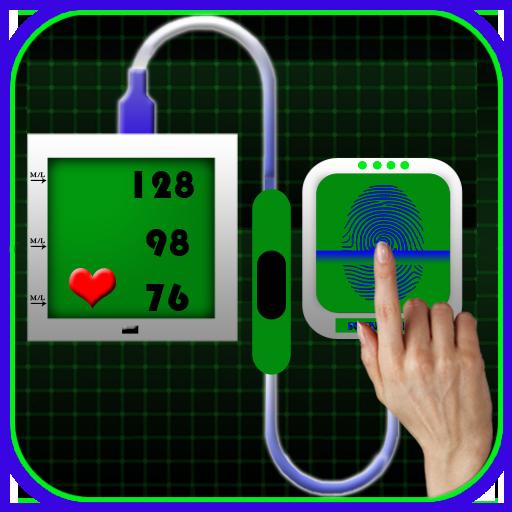 娱乐の血圧チェッカーいたずら LOGO-記事Game