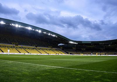 Speler van Nantes wordt onwel op trainingsveld