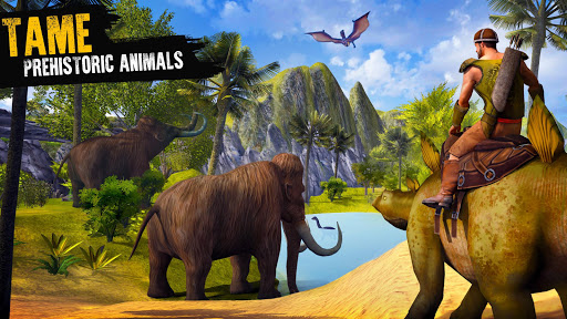 Jurassic Survival Island: Dinosaurs & Craft 3.3.0.8 APK MOD screenshots 1
