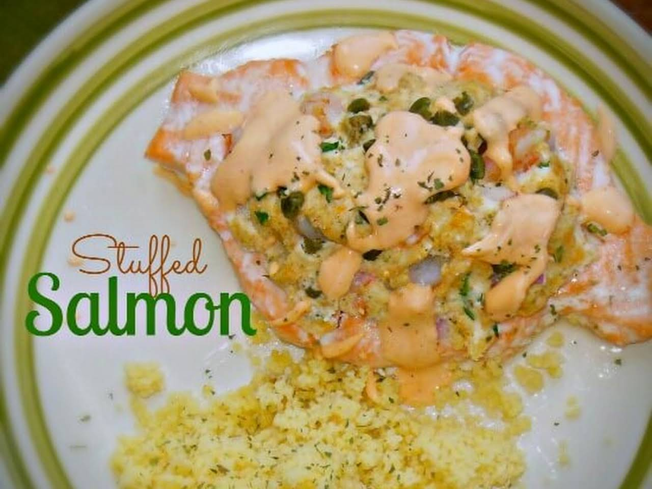10 Best Stuffed Salmon Crab Meat Recipes Yummly