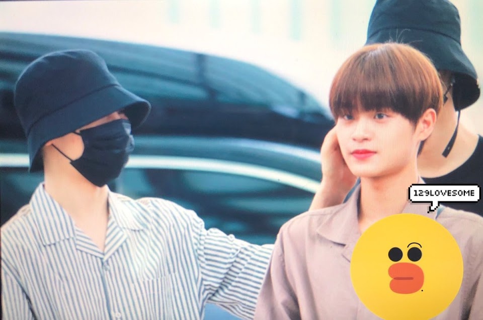 AB6IX Woong and Daehwi