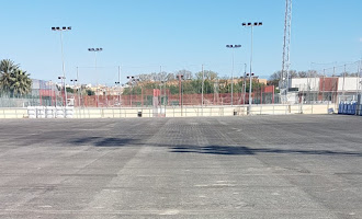Obras en la Ciudad Deportiva de La Cañada
