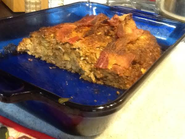 I Wanted A Meatloaf And Started Looking Thru The Recipe Vault And I Could Not Find The Flavor I Wanted, So I Created This One And Wow We Were Impressed.