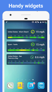 WINDY: wind forecast & marine weather for sailing Screenshot