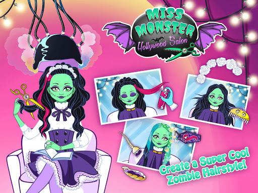 Miss Monster Hollywood Salon 3.0.10 screenshots 11