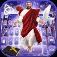 Jesus Christ Keyboard Theme apk