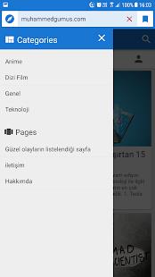 Explorer for Wordpress - náhled