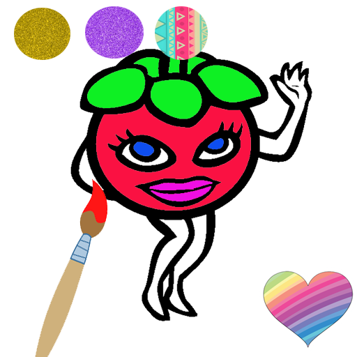 Fruit Coloring Pages Game For Kids New 2019 Aplicacoes No