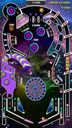 Pinball Flipper Classic 11in1 - Arcade Breakout 18 11.5 APK MOD screenshots 2