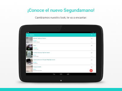 Segundamano.mx- screenshot thumbnail
